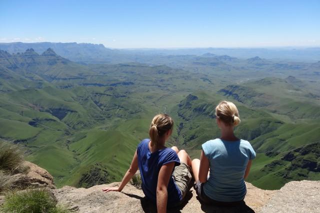 Anne in Südafrika